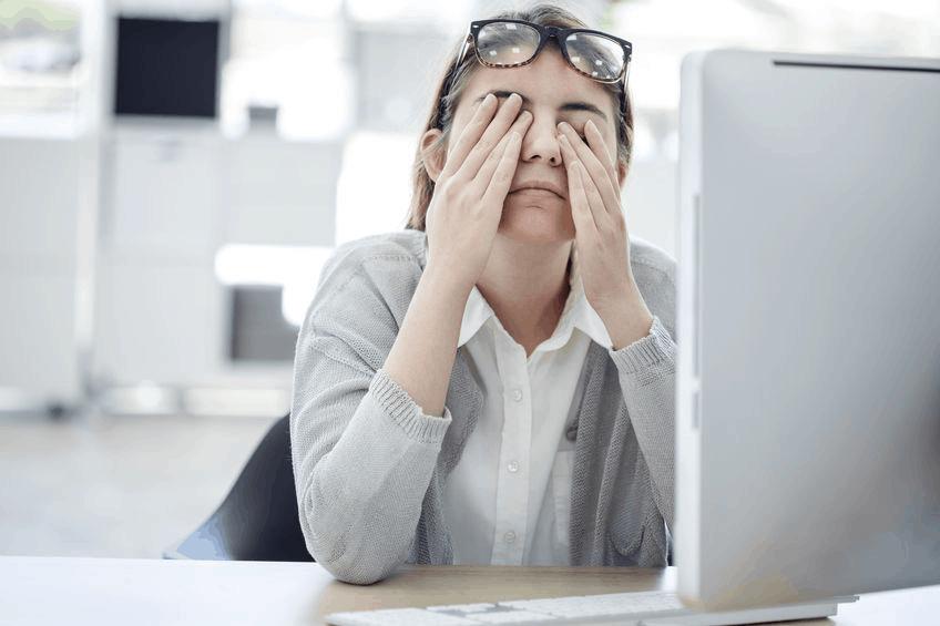 Gel Sleep Masks Reduce Swelling & Headache Pains