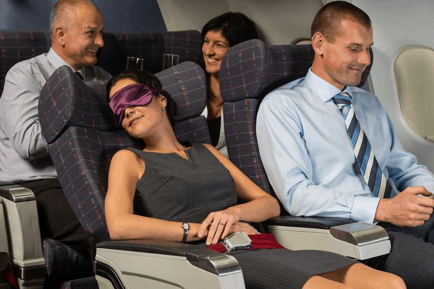 Sleep Masks Deliver Sleep Flexibility
